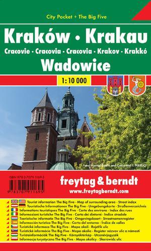 F&B Krakau / Wadowice city pocket