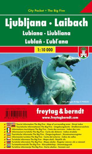 F&B Ljubljana city pocket