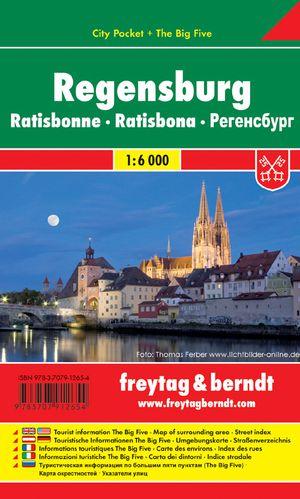 F&B Regensburg city pocket