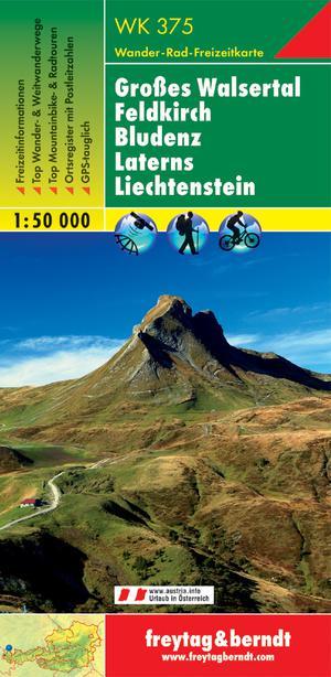 F&B WK375 Großes Walsertal, Feldkirch, Bludenz, Laterns, Liechtenstein