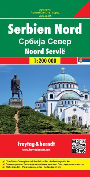 F&B Servië Noord