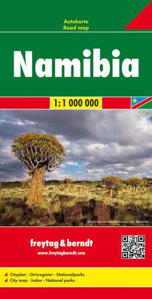 F&B Namibië