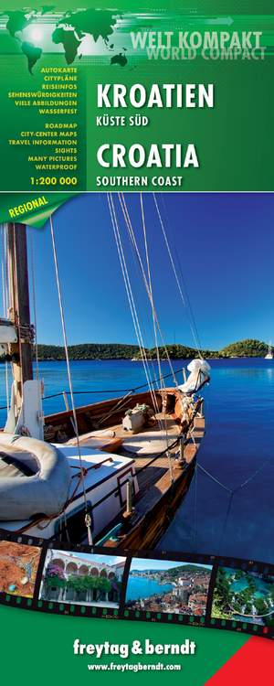 F&B Kroatische kust Zuid - Welt Kompakt