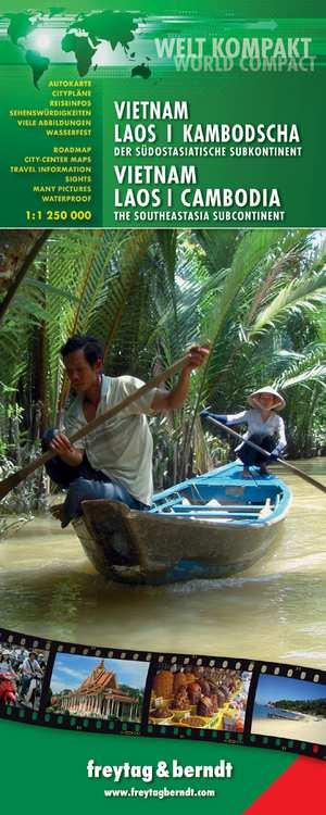 F&B Vietnam, Laos, Cambodja - Welt Kompakt