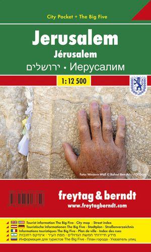 F&B Jeruzalem city pocket