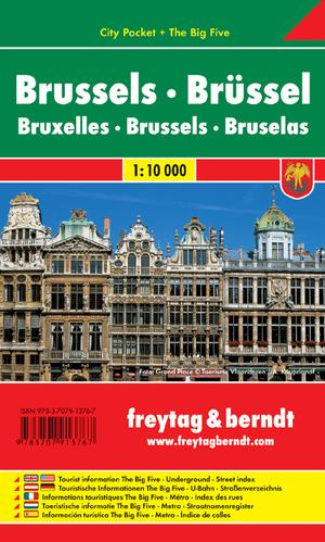 F&B Brussel city pocket