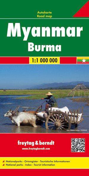 F&B Myanmar (Birma)