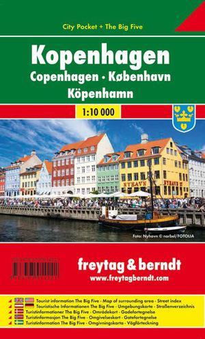 F&B Kopenhagen city pocket