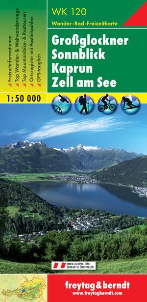 F&B WK120 Grossglockner, Sonnblick, Kaprun Zell am See