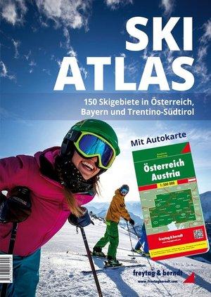 Ski Atlas - 150 Skigebiete Osterreich/Bayern/Trentino
