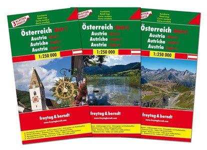 F&B Oostenrijk 3-kaartenset