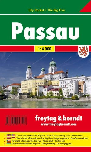 F&B Passau city pocket