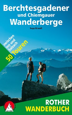 Berchtesgadener & Chiemgauer Wanderberge (wb) 50T