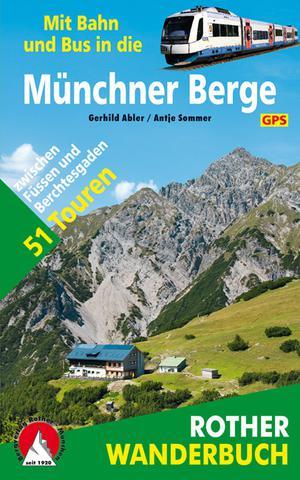 Münchner Berge Bahn&Bus(wb) 50T GPS Füssen&Berchtesgaden