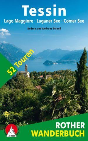 Tessin (wb) 52T Lago Maggiore, Luganer & Comer See