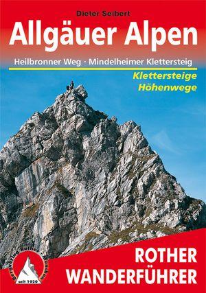 Allgäuer Alpen (wf)  Klettersteige, Höhenwege