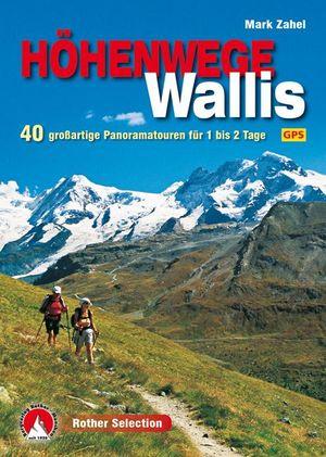 Wallis Höhenwege (rs) GPS 40T für 1bis2 Tage