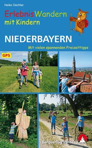 Niederbayern Erlebniswandern mit Kindern (wb) 30T GPS