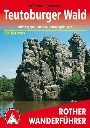 Teutoburger Wald mit Egge- & Wiehengebirge (wf) 50T