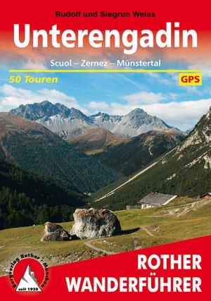 Unterengadin (wf) 50T GPS Scuol - Zernez - Münstertal
