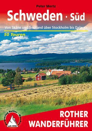 Schweden Süd (wf) 50T Skane & Smaland uber Stockholm