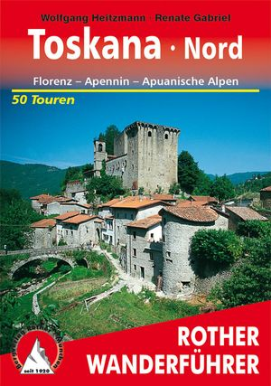 Toskana Nord wf 50T Florenz-Apennin-Apuanische Alpen
