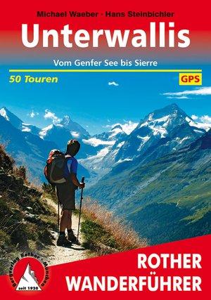 Wallis : Unterwallis (wf) 50T GPS Von Genfer see bis Sierre
