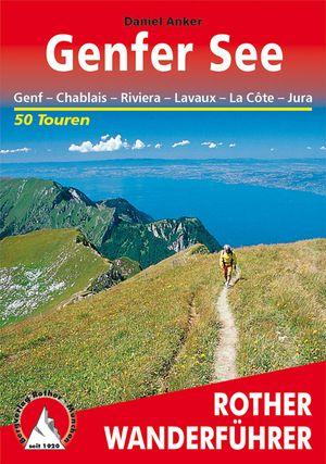 Genfer See (wf) 50T Genf-Chablais-Riviera-Lavaux-Jura