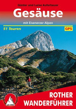 Gesause (wf) 51T GPS mit Eisenerzer Alpen