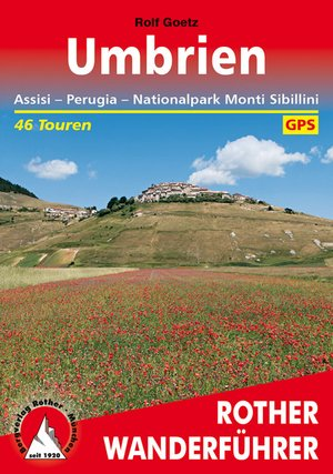 Umbrien (wf) 46T GPS Assisi - Perugia - Moni Sibillini NP