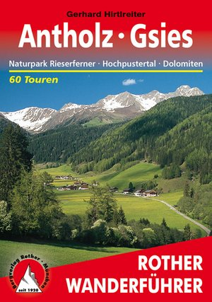 Antholz - Gsies (wf) 50T NP Rieserferner, Dolomiten