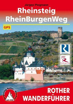 Rheinsteig GPS (wf) 58T GPS Rheinburgenweg&höhenwegen