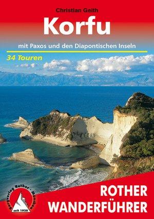 Korfu (wf) 34T Paxos & Diapontischen Inseln