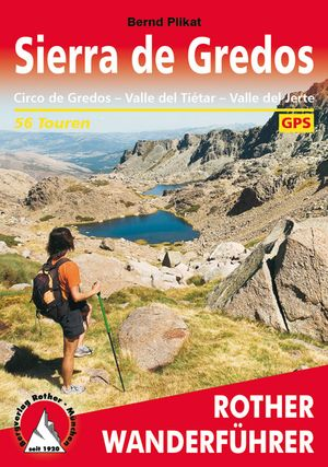 Sierra de Gredos (wf)50T GPS Circo de Gredos-Valle del Jerte
