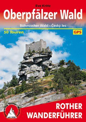 Oberpfälzer Wald (wf) 50T GPS Böhmischer Wald-Cesky les