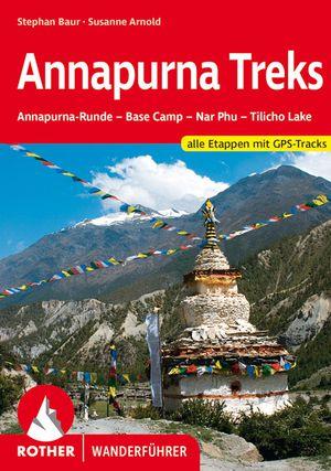 Annapurna Treks (wf) GPS Annapurnarunde-Base Camp
