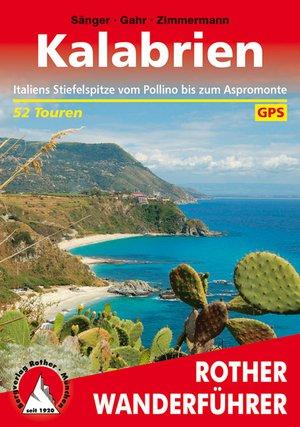 Kalabrien (wf) 57T GPS Italiens Stiefelspitze Pollino