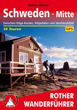 Schweden - Mitte (wf) GPS Höga Kusten - Härjedalen