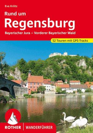 Regensburg rund um  (wf) 52T GPS Bayerischer Jura