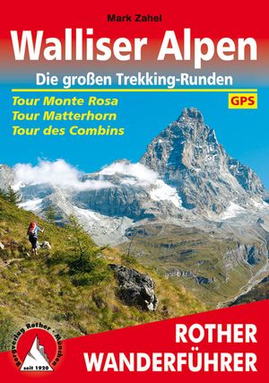 Walliser Alpen (wf) GPS Tour Monte Rosa,Matterhorn