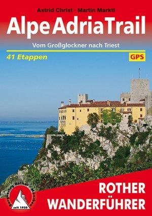 Alpe Adria Trail (wf) 41T GPS Grossglockner nach Triest