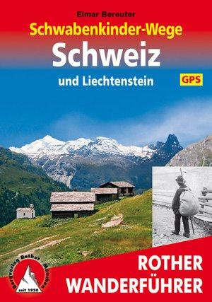 Schweiz & Liechtenstein (wf) GPS Schwabenkinder-wege