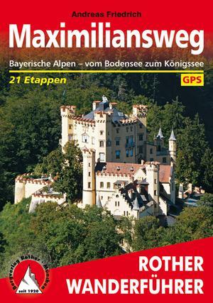 Maximiliansweg (wf) 21T GPS Bayerische Alpen