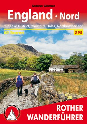 England - Nord (wf) 60T GPS Lake District - Yorkshire Dales
