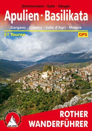 Apulien - Basilikata (wf) 52T GPS Gargano-Salento