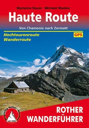 Haute Route (wf) GPS von Chamonix nach Zermatt