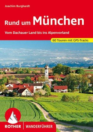 München rund um (wf) 54T Dachauer Land bis Alpenvorland