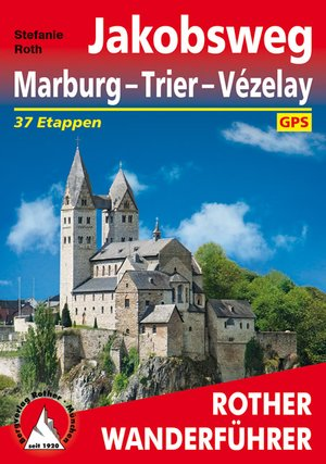 Jakobsweg - Marburg - Trier - Vézelay (wf) 38T