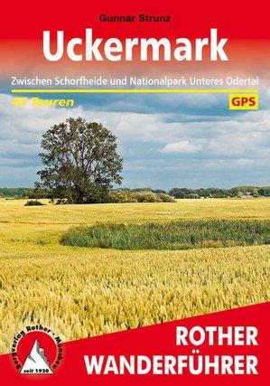 Uckermark (wf) 45T zw. Schorfheide & NP Unteres Odertal