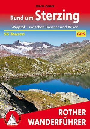 Sterzing rund um - Wipptal-zw. Brenner&Brixen (wf) 55T